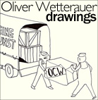 Oliver Wetterauer The Drawings